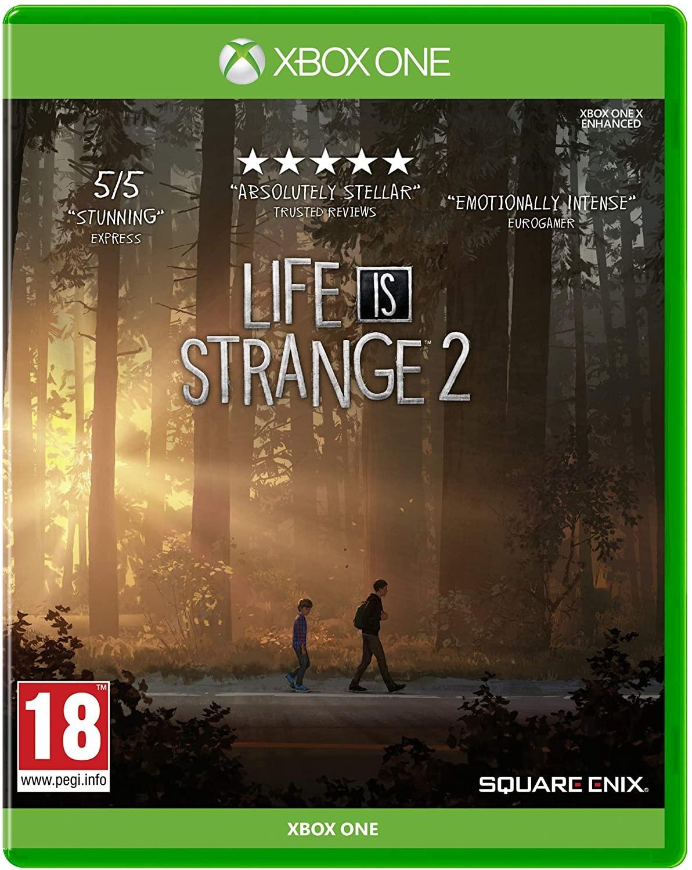 Life is Strange 2 повне видання XONE