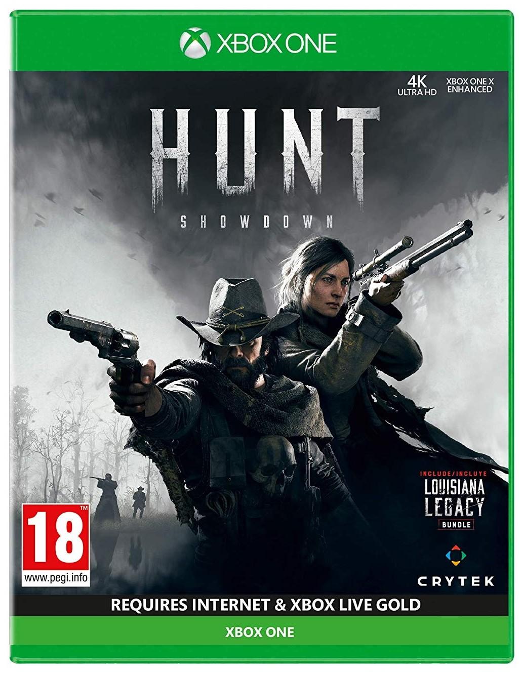 Hunt Showdown XONE