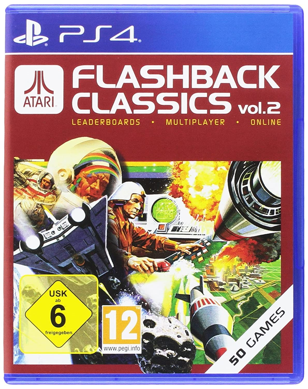 Atari Flashback Classics Collection Vol.2 PS4