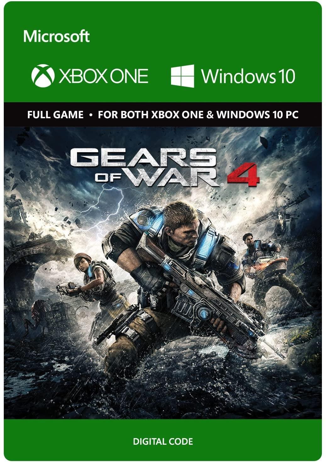 Gears of War 4 (код) XONE