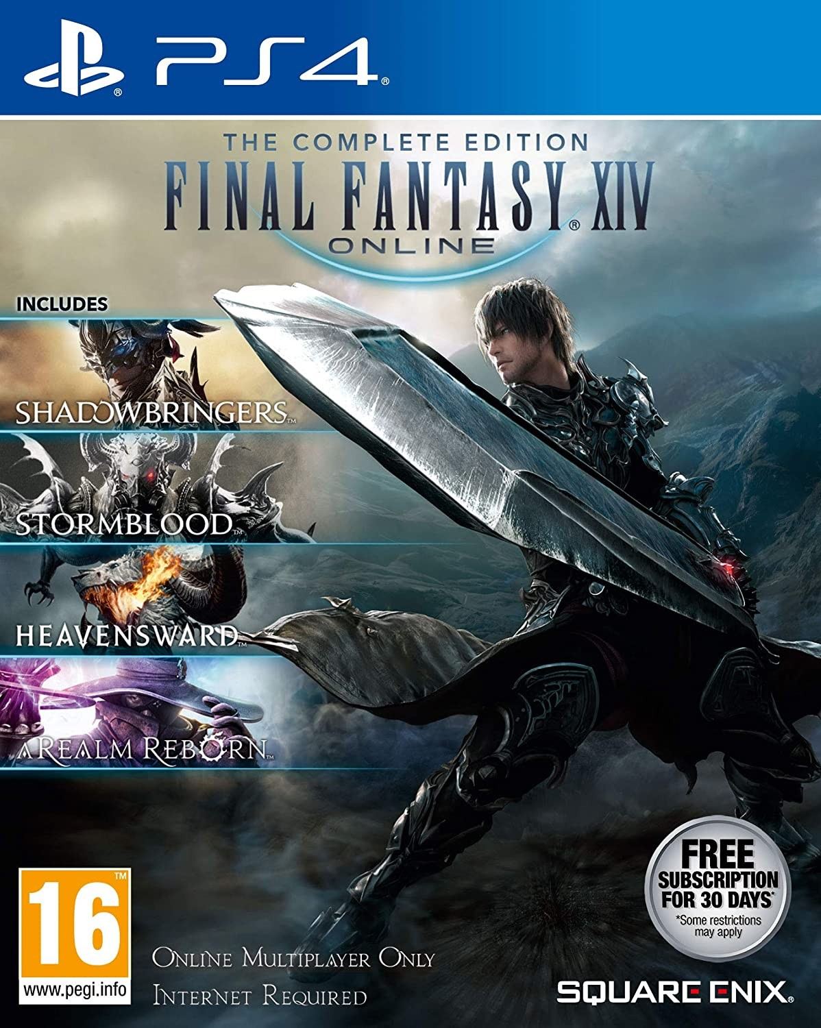 Final Fantasy XIV Online Complete Edition | Final Fantasy 14 PS4