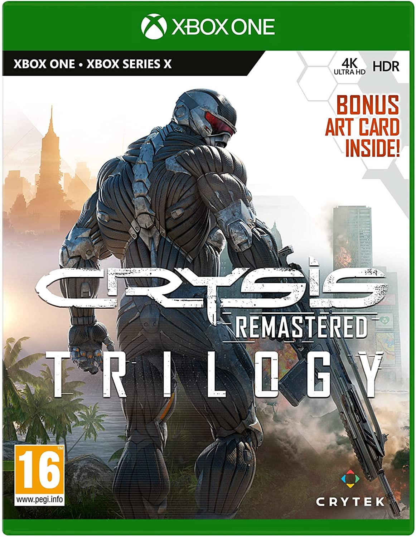 Crysis Remastered Trilogy XONE/XSX