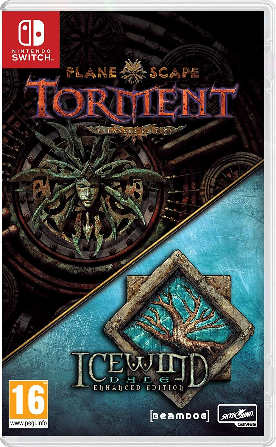 Planescape: Torment and Icewind Dale: Enhanced Editions SWITCH
