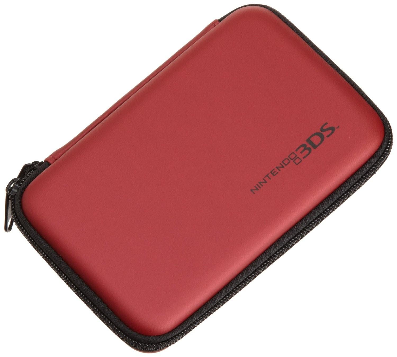 Захисний чохол Nintendo 3DS XL Carrying Case (Red) 3DS