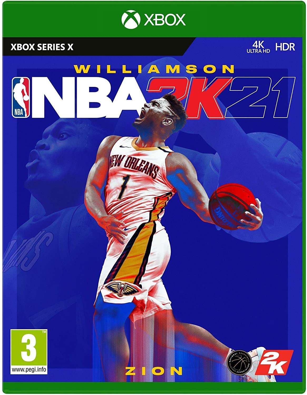 NBA 2K21 XSX