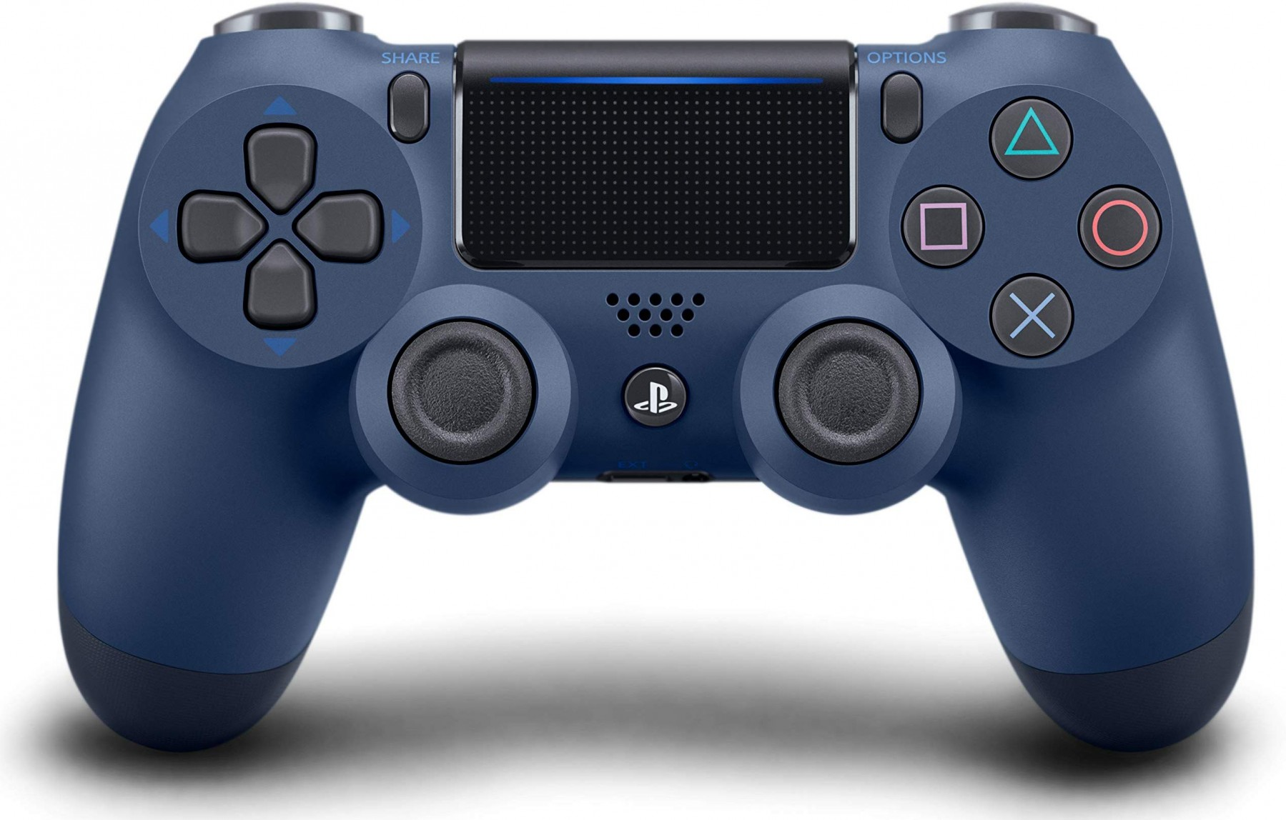 Бездротовий контролер/джойстик/геймпад DualShock 4 Wireless Controller Midnight Blue V2