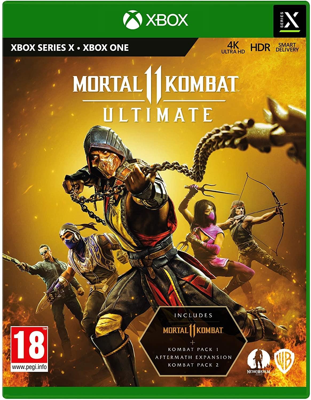 Mortal Kombat 11 Ultimate XONE/XSX