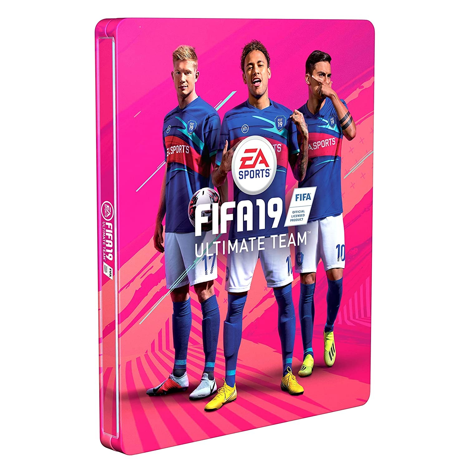 Steelbook FIFA 19 Ultimate Team | Стилбук