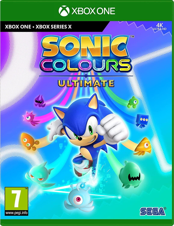 Sonic Colours Ultimate XONE/XSX