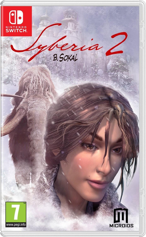 Сибір 2 | Syberia 2 SWITCH