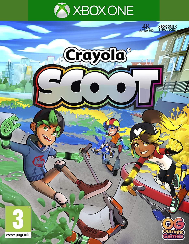 Crayola Scoot XONE