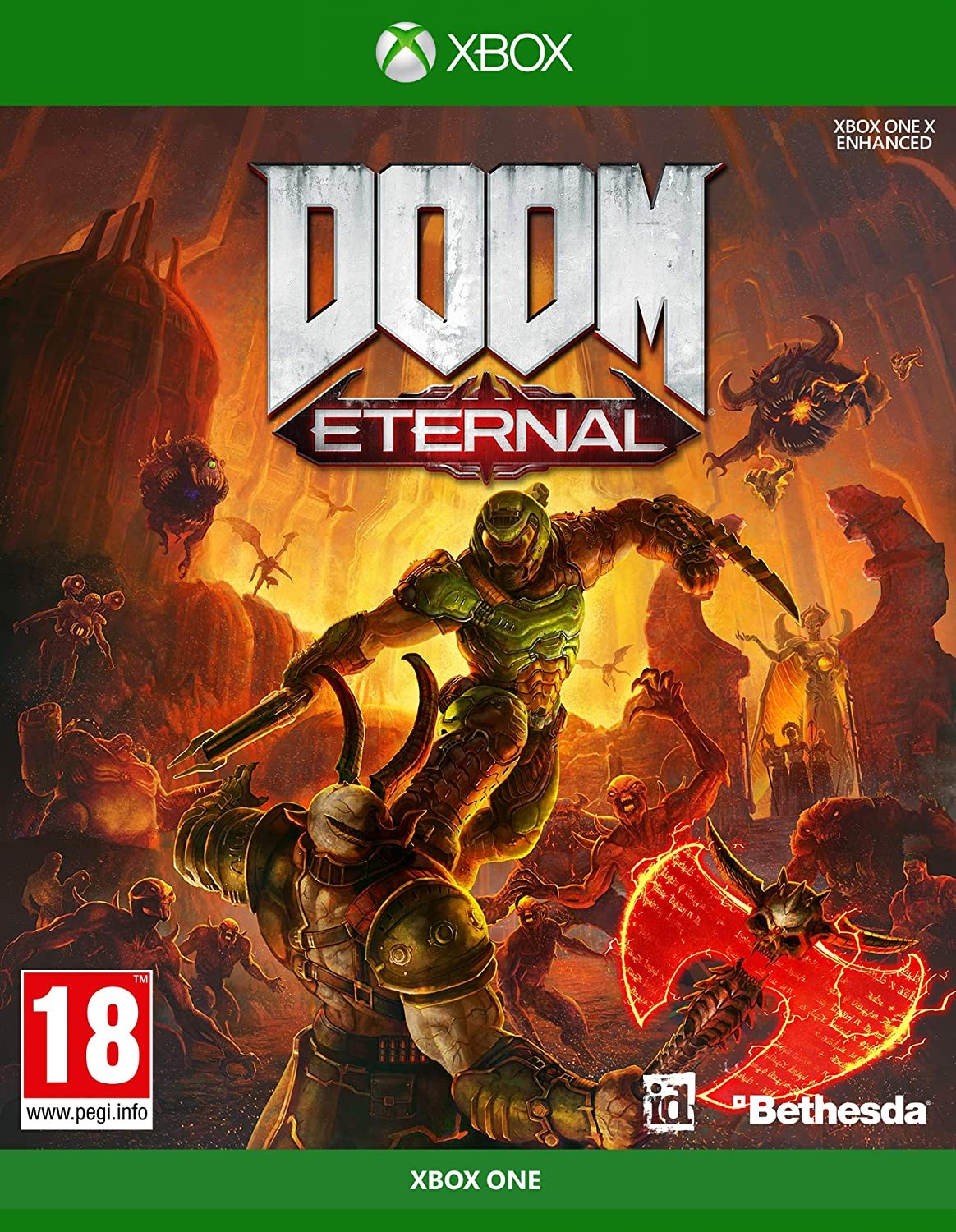DOOM Eternal XONE
