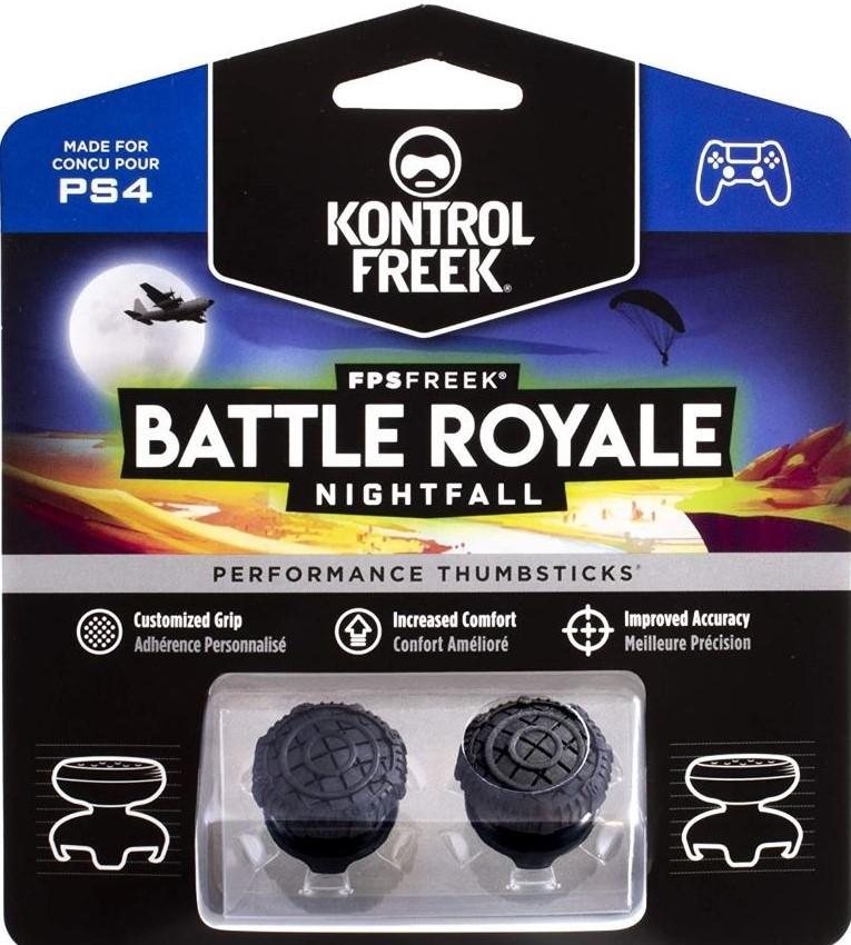 Battle Royale Nightfall KontrolFreek | Performance Thumbsticks | Накладки на стіки PS4/PS5