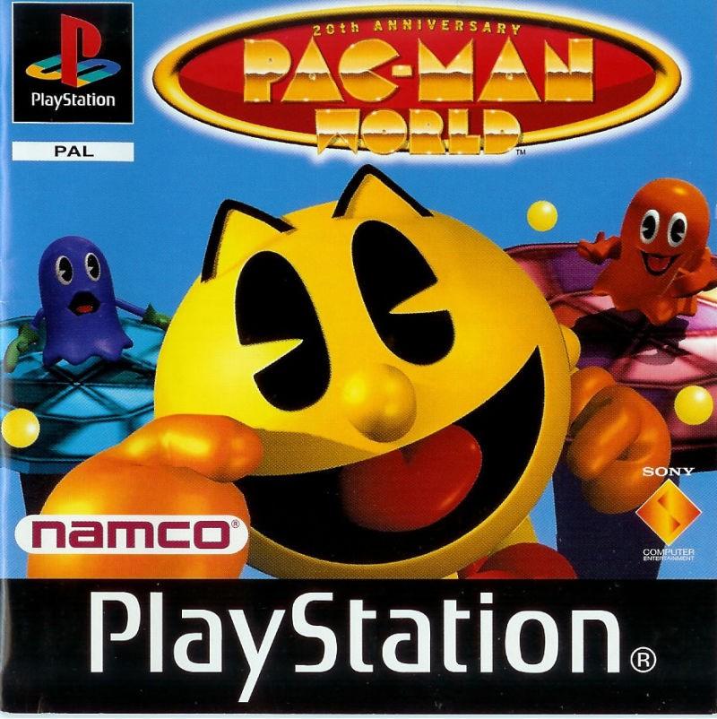Pac-Man World б/у PS1