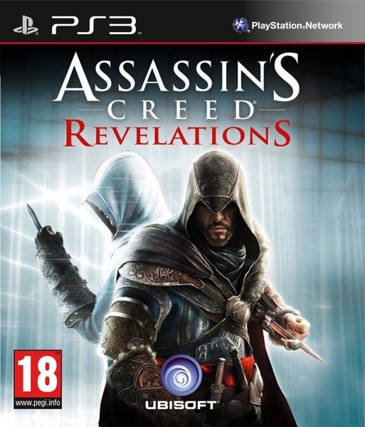 Assassin's Creed Revelations | Assassin's Creed Одкровення б/в PS3