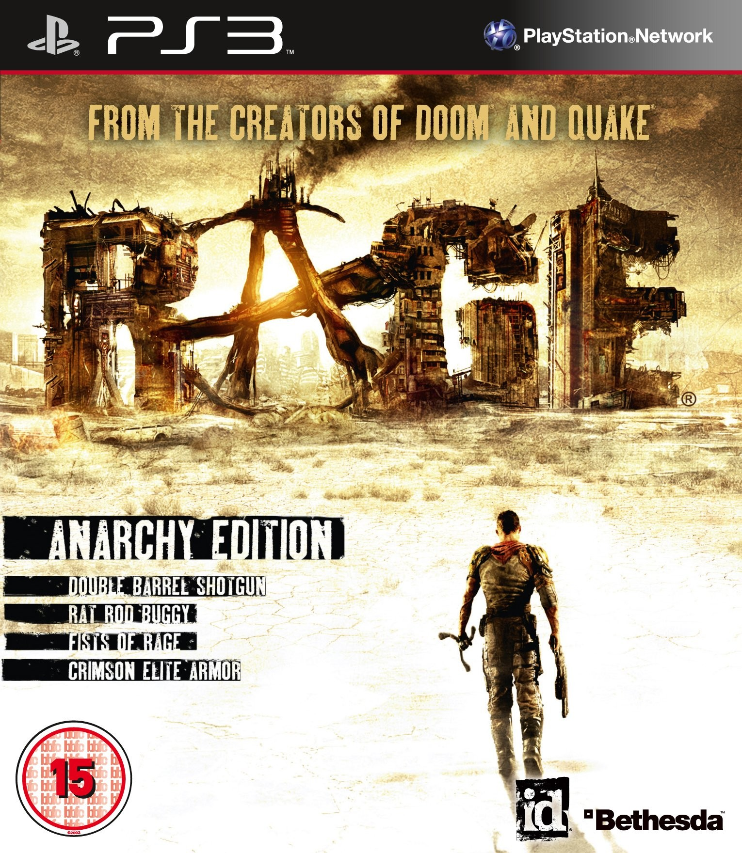 Rage: Anarchy Edition б/в