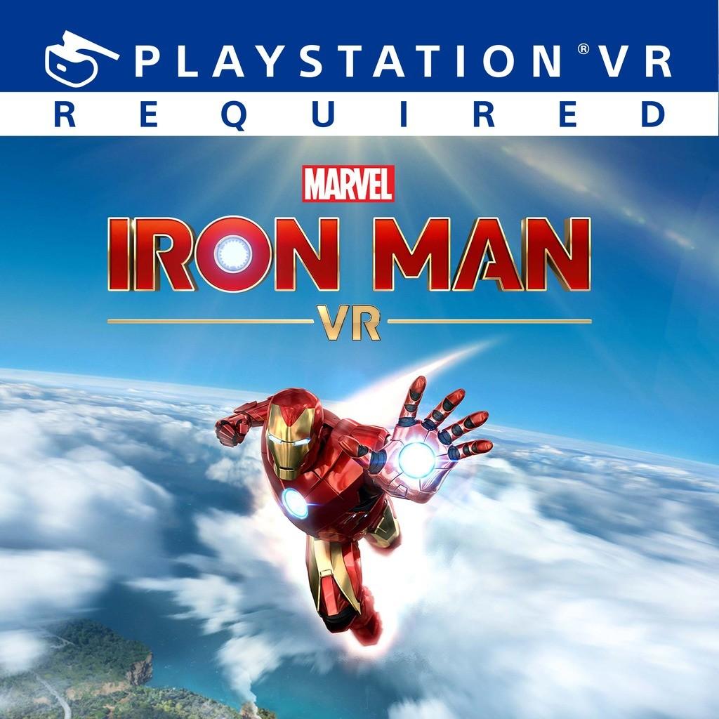 Прокат Marvel's Iron Man VR | Залізна людина (тільки для VR) від 7 днів PS4
