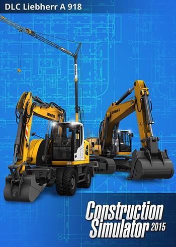 Construction Simulator 2015: Liebherr A 918 PC DIGITAL