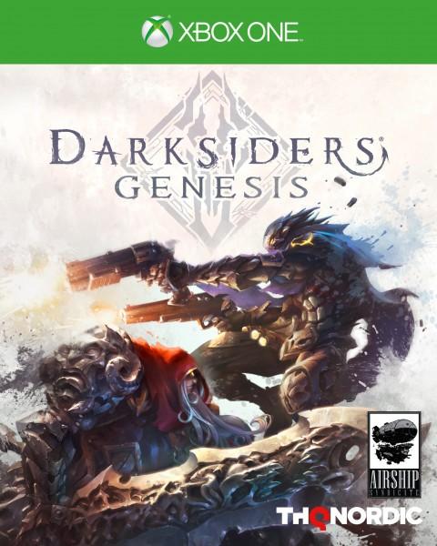 Darksiders Genesis XONE