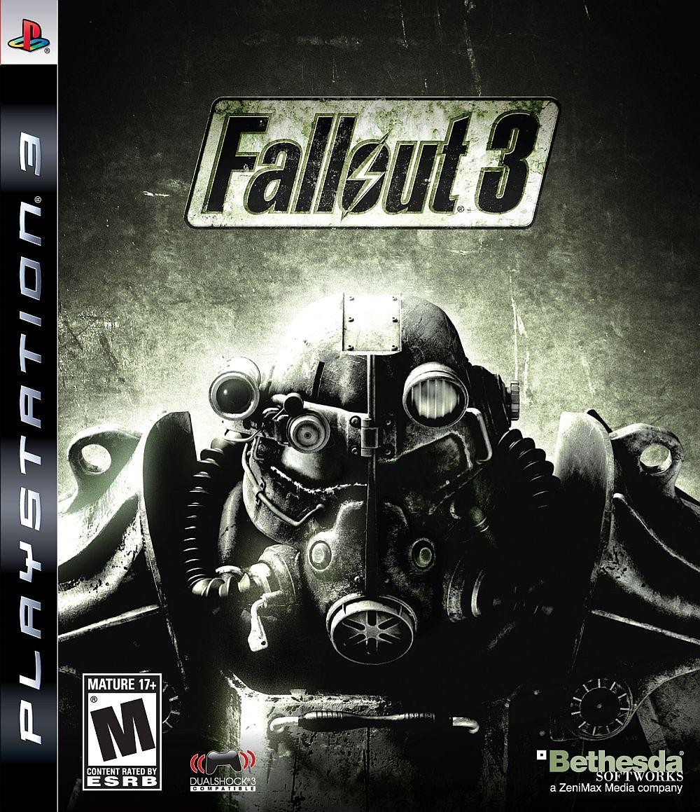 Fallout 3 б/у PS3