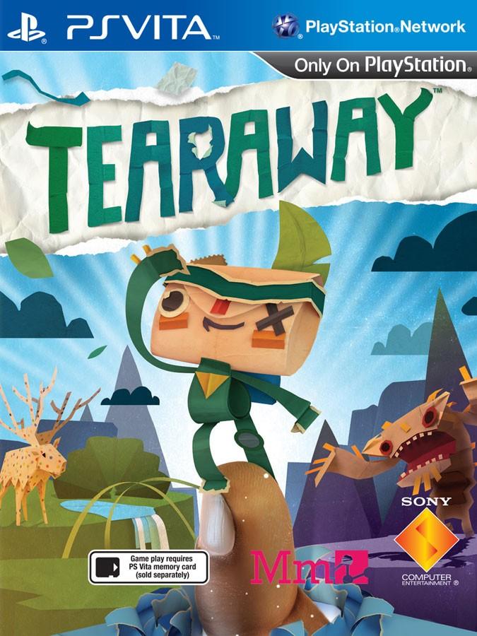 Tearaway | Сорванец PSV