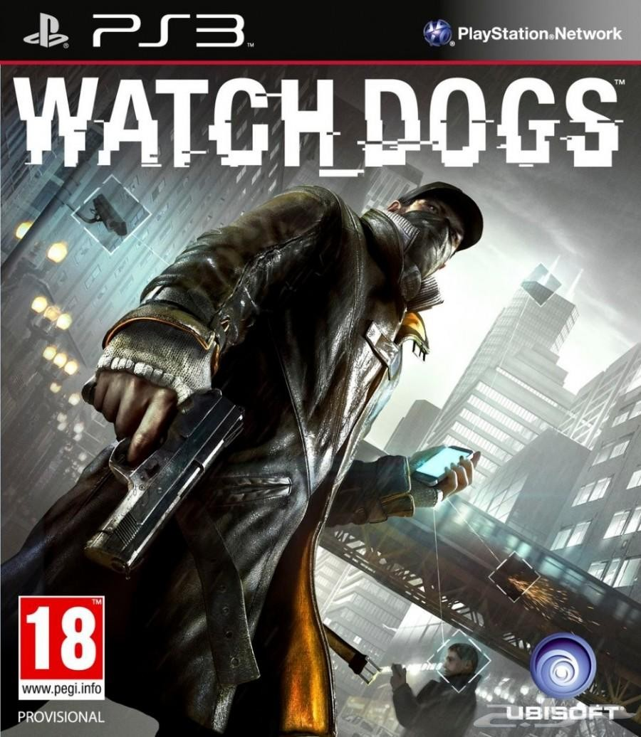 Watch Dogs б/у PS3