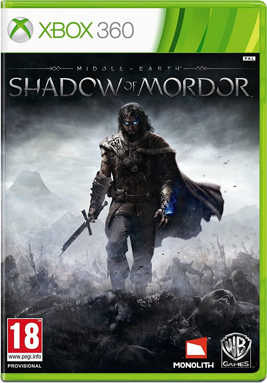 Middle-earth Shadow of Mordor | Середзем'я Тіні Мордора б/в X360
