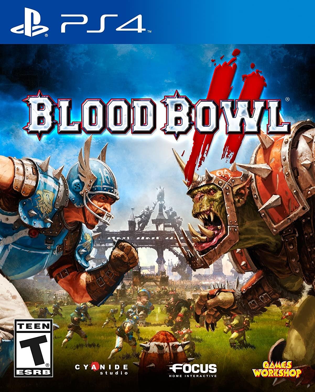 Blood Bowl 2 PS4