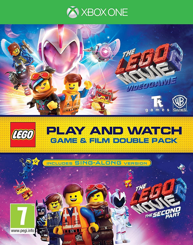 Lego Movie 2 Game & Film Double Pack XONE