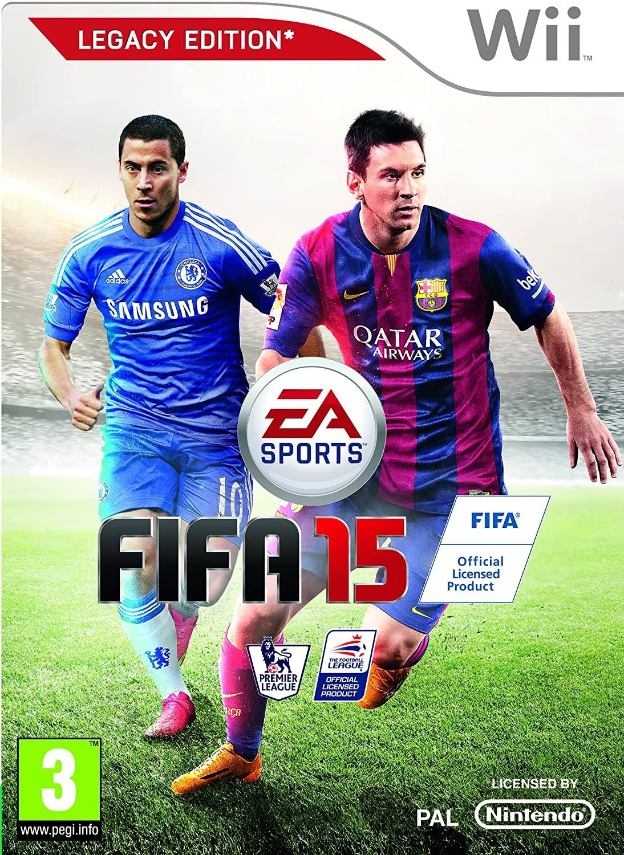 FIFA 15 б/у Wii