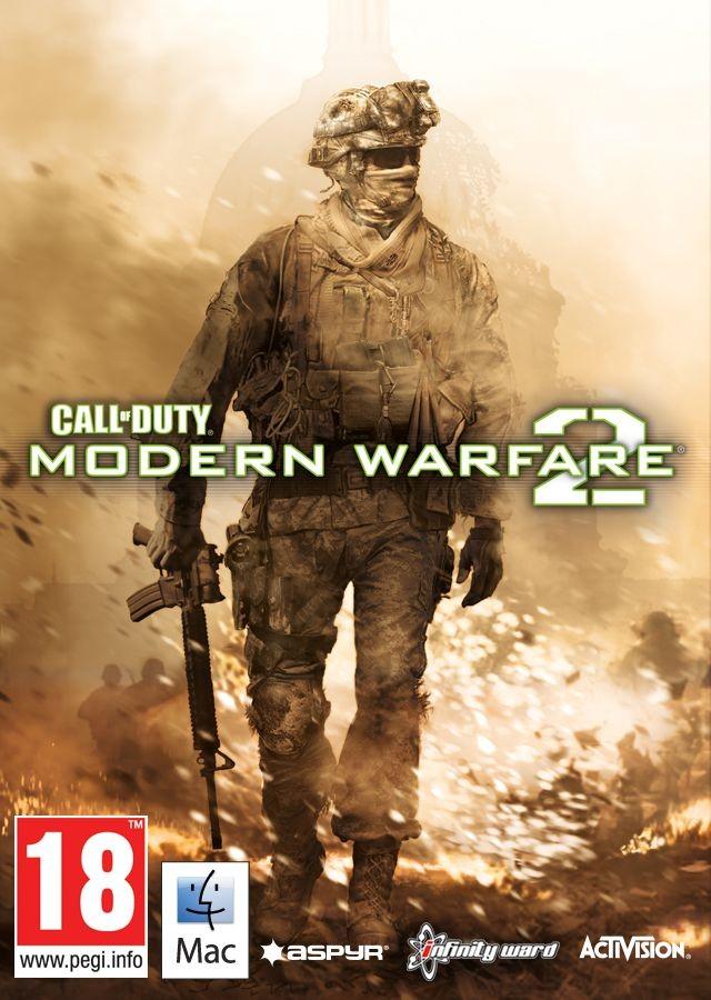 Call of Duty Modern Warfare 2 (для Mac) PC DIGITAL