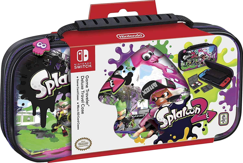 Захисний чохол Nintendo Switch Splatoon 2 Deluxe Travel Case SWITCH