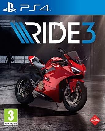 RIDE 3 PS4