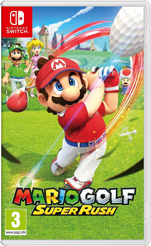 Mario Golf Super Rush! SWITCH