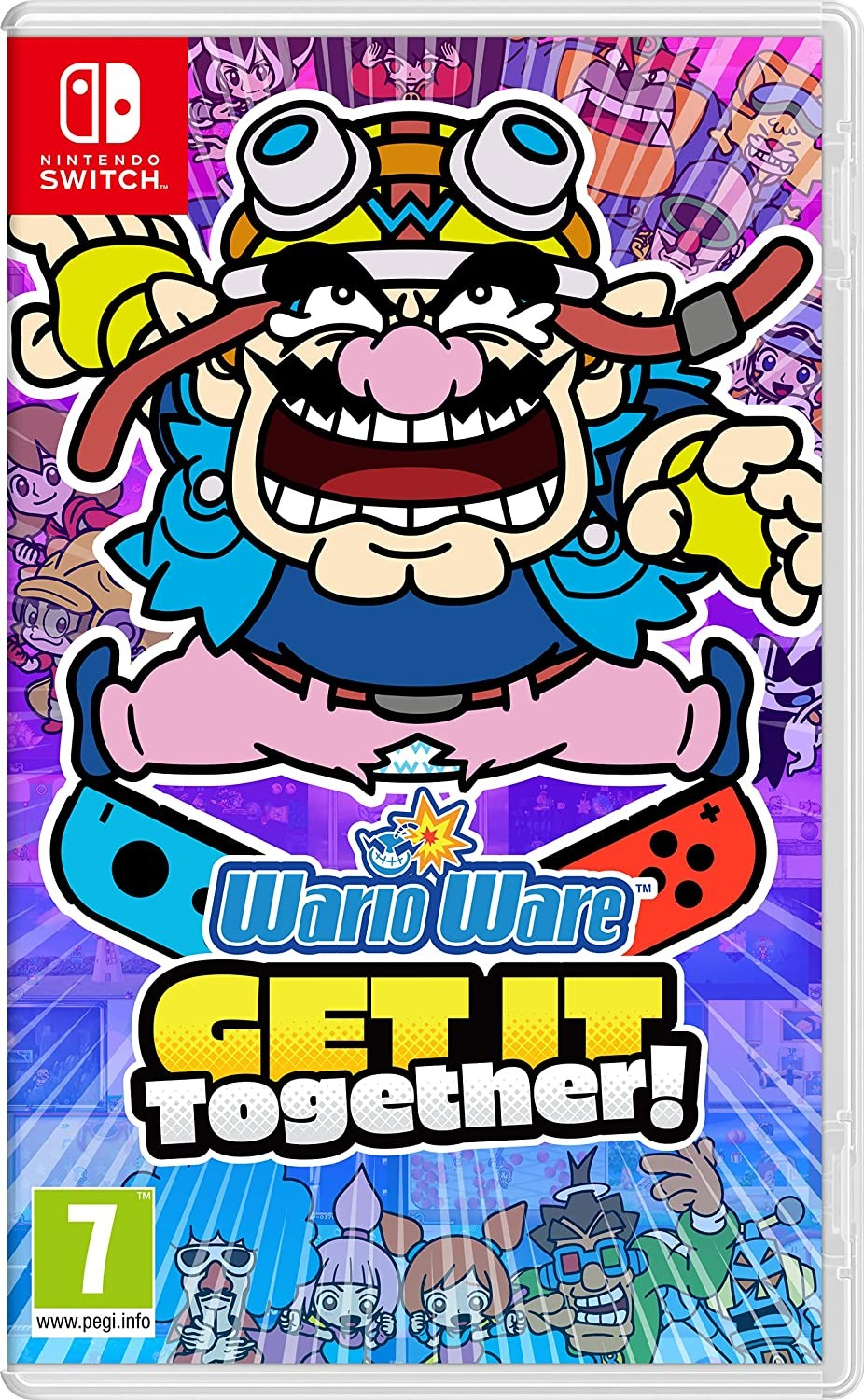 WarioWare Get It Together! SWITCH