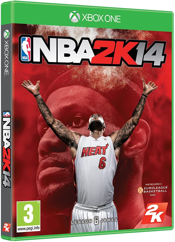 NBA 2K14 XONE