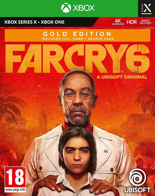 Far Cry 6 Gold Edition XONE/XSX