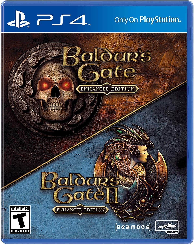 Baldur's Gate & Baldur's Gate II: Enhanced Edition PS4