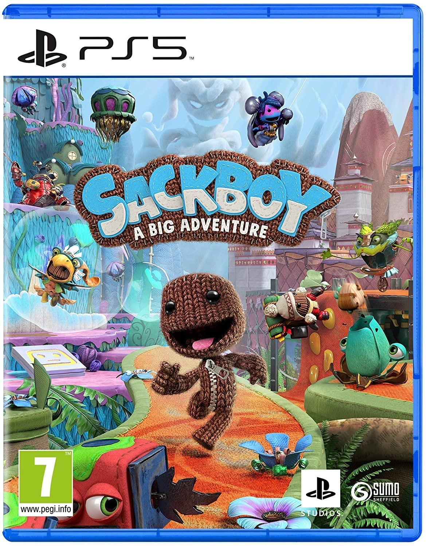 Sackboy A Big Adventure PS5