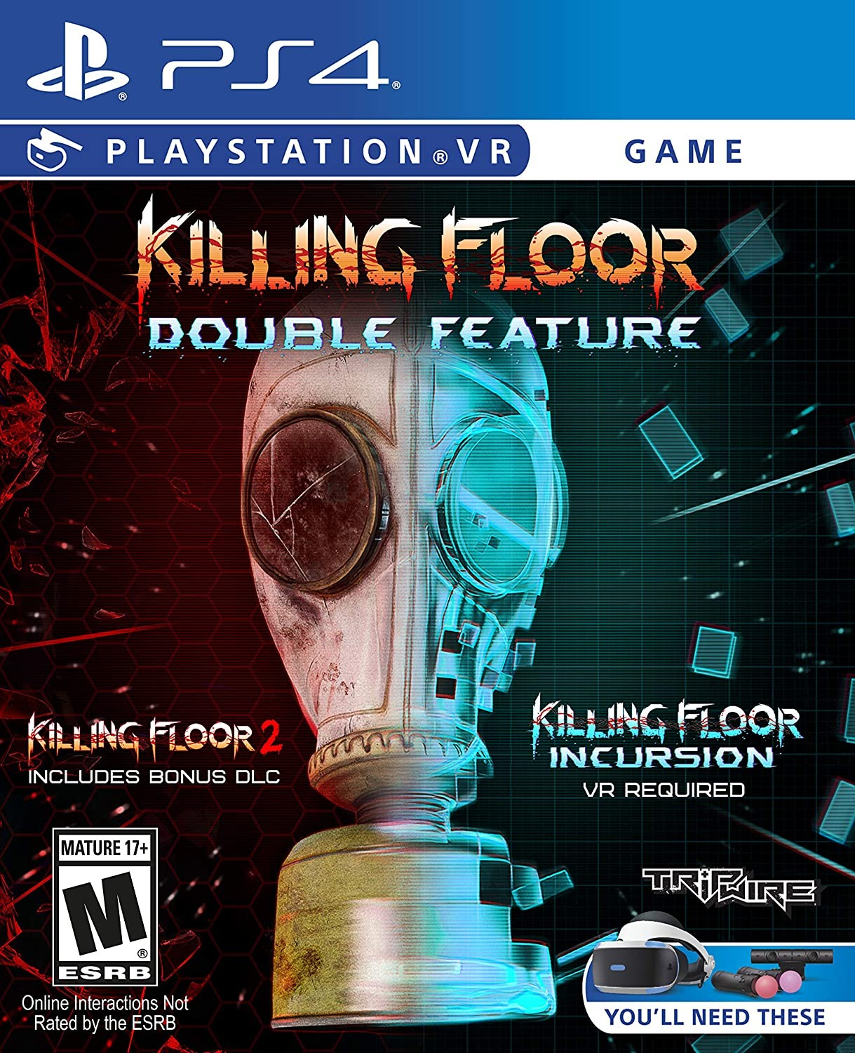 Killing Floor: Двойной эффект | Double Feature PS4