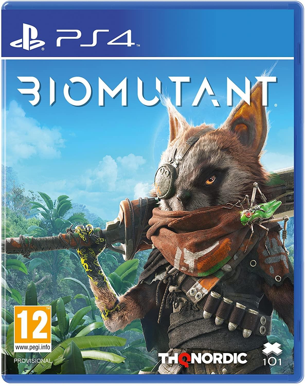 Biomutant PS4/PS5