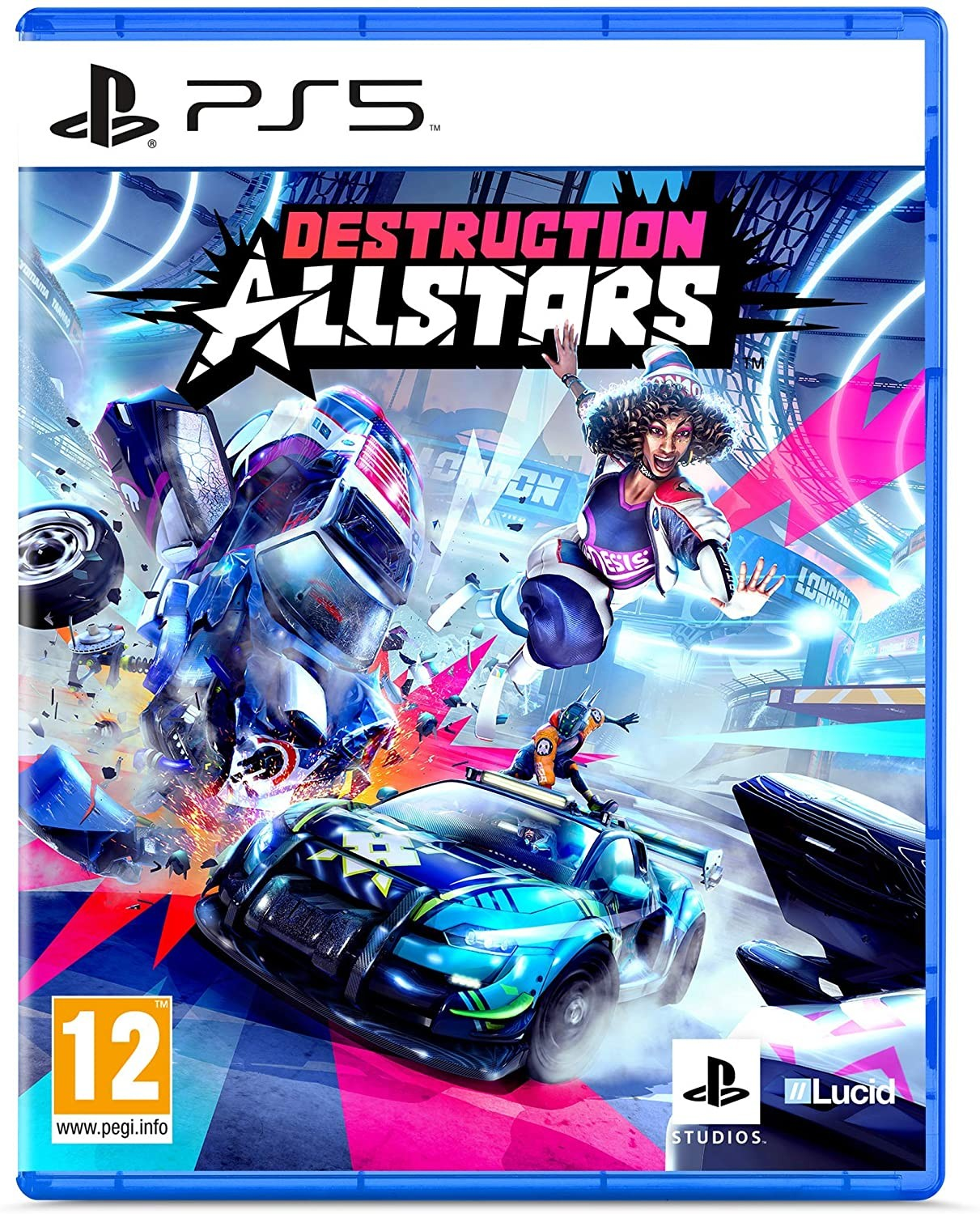 Destruction AllStars PS5