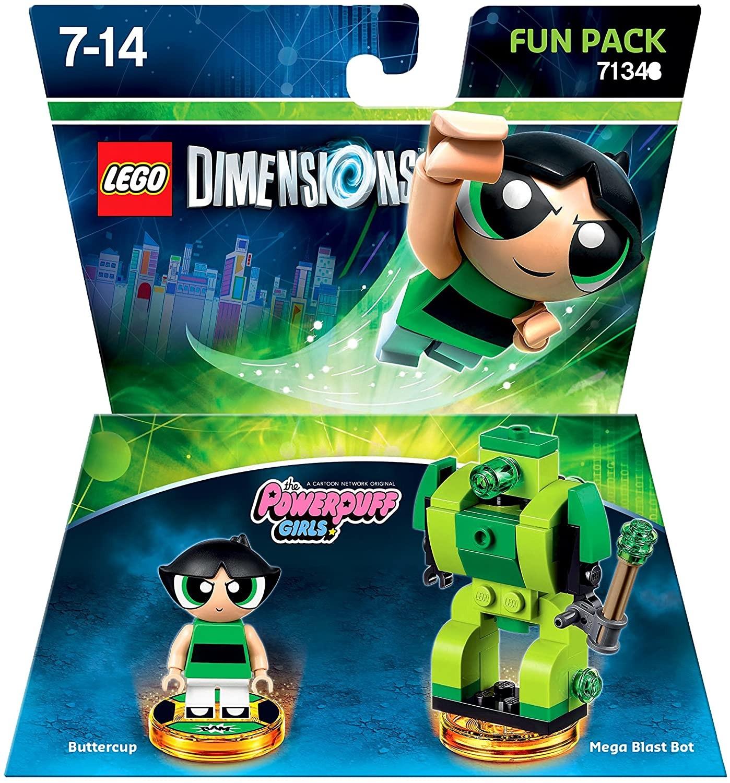 LEGO Dimensions Fun Pack Powerpuff Girls | LEGO Виміри