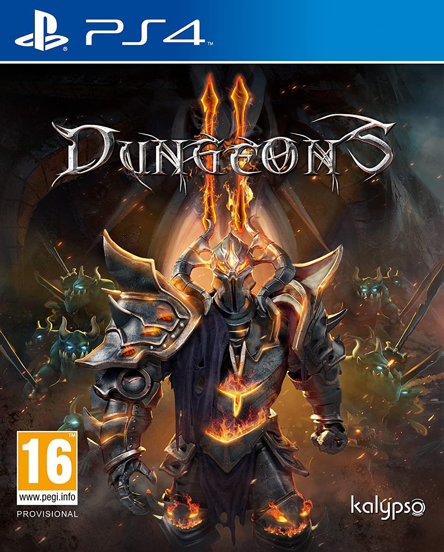 Dungeons 2 б/в PS4