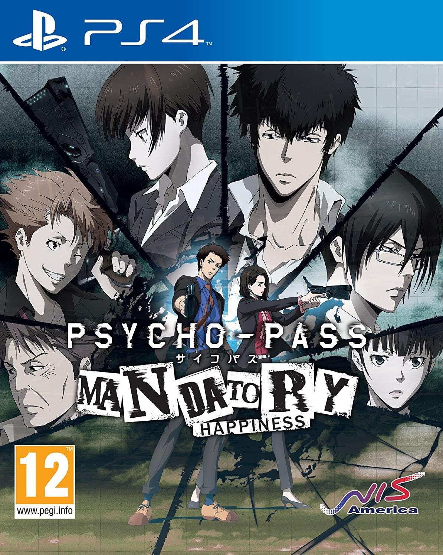 Psycho-Pass: Mandatory Happiness PS4