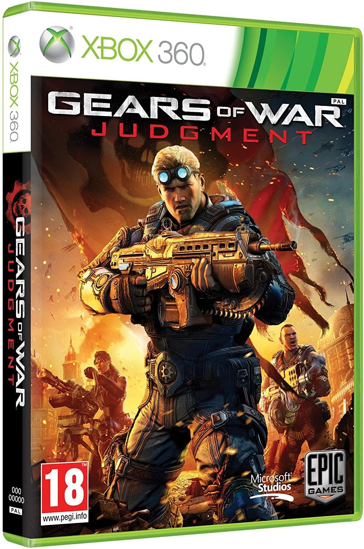 Gears of War Judgment б/в X360