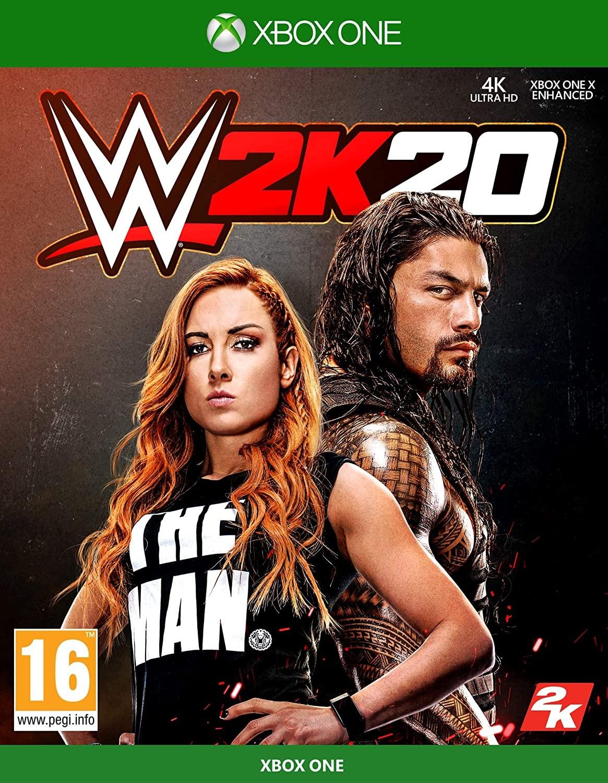 WWE 2K20 XONE