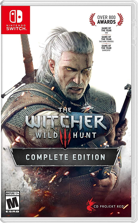 The Witcher 3 Wild Hunt Complete Edition | Відьмак 3 Дике Полювання Повне Видання SWITCH