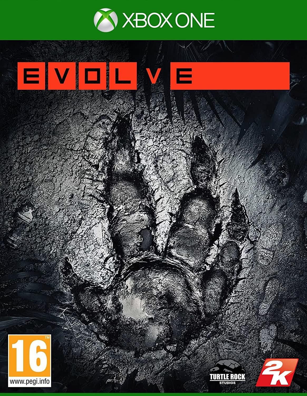Evolve б/у XONE