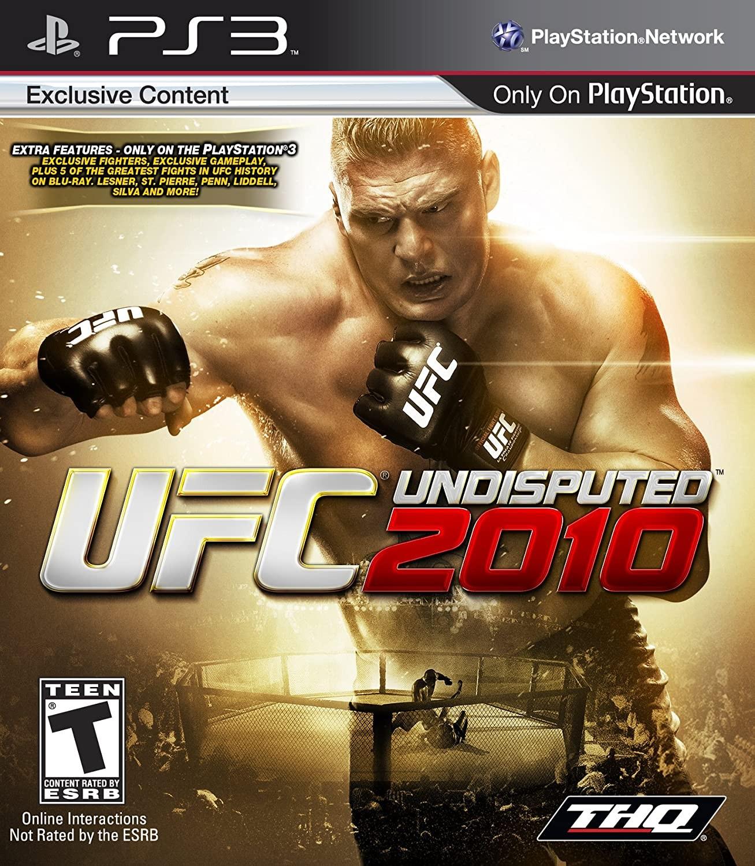 UFC Undisputed 2010 б/в PS3
